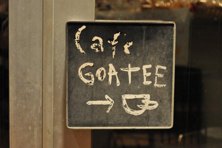 Café Goatee