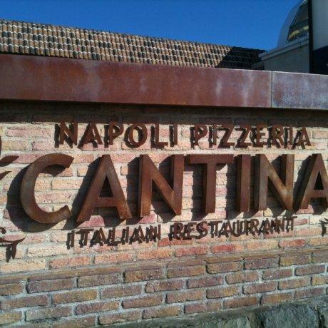 Enjoy Lunch at Cantina: Zushi's Beautiful Seaside Italian Restaurant