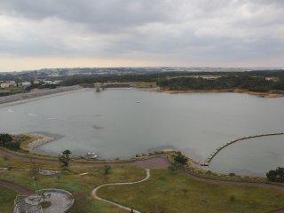 Đập Kurashiki là đập lớn nhất ở Okinawa