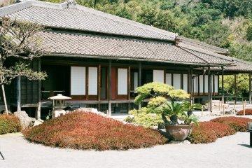 เซนกาเน่น สวนญี่ปุ่น ณ คาโกชิมา