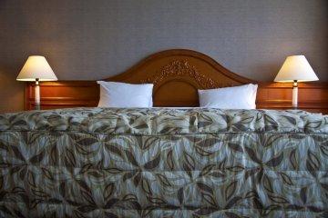 <p>เตียงขนาดยักษ์หลับได้สบายที่สุด</p>