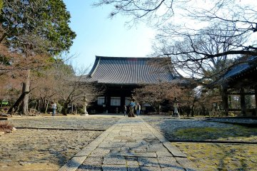 Shinnyodo Temple