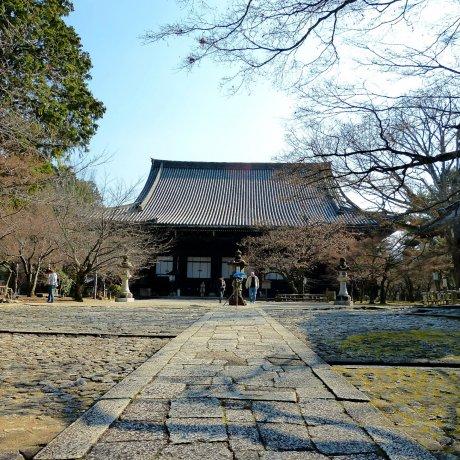 Chùa Shinnyo-do Kyoto