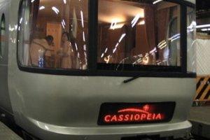 寝台特急Cassiopeia紀行