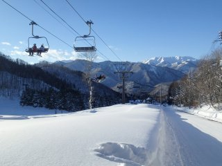 Winter tourism is anchored firmly in the Ski and Snowboard industry