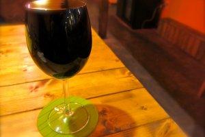 Red, red wine....go to my head (Lyrics by UB40)! 980yen