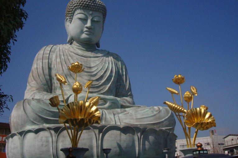 Great Buddha at Nofukuji Temple