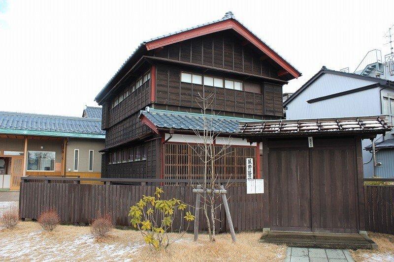 후지노 겐쿠로 기념관 외관