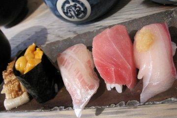 Endo Sushi, Osaka