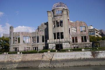 Мемориал мира: Атомный купол