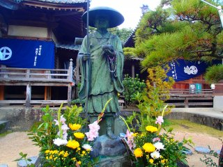 弘法大師像