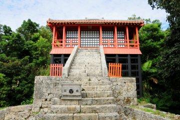 Храм Суэёси