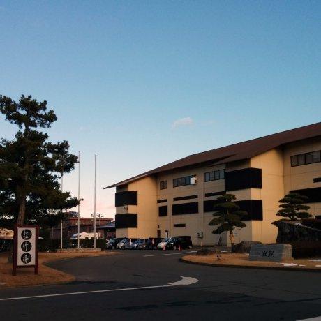โรงแรมโชคัง ในมัตสึยามะ