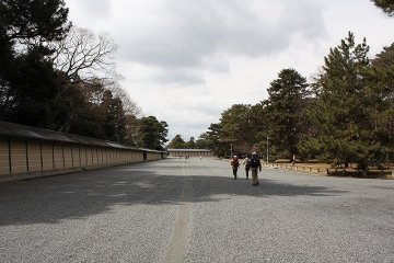 Kyotos Imperial Palace Kyoto Japan Travel Japan Tourism Guide