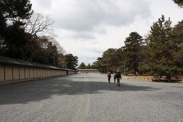京都「京都御苑」