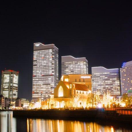 Beautiful Landmark Tower, Yokohama