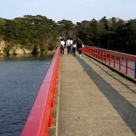 Fukuurajima - the Lucky Inlet