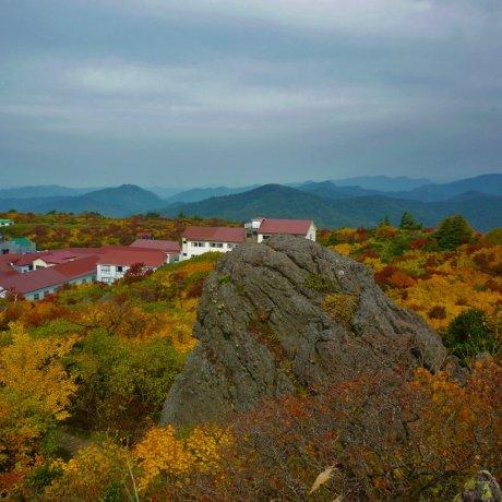 Autumn Colors of Southeast Akita