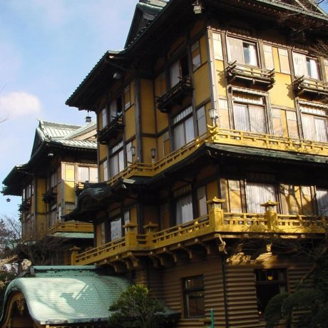 Hakone's Fujiya Hotel: A True Classic