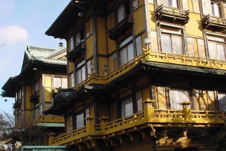 究極の古典美 箱根 富士屋ホテル