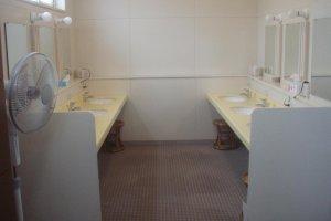 Ladies Change Room