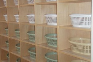 Baskets for your clothes