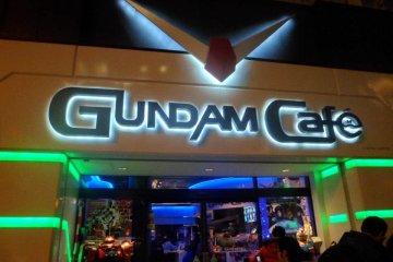 GUNDAM Café: Akihabara