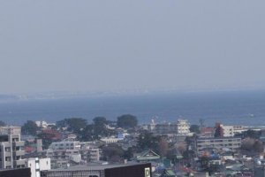 Odawara is a town situated on Sagami Bay along the Tokaido Line coast, fairly close to Mt. Fuji.