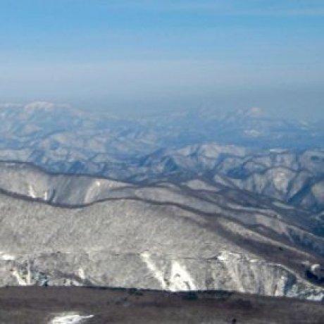 Zao Eboshi Ski Resort