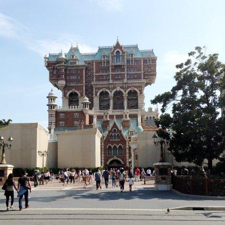 ทริคก่อนเที่ยว DisneySea (2)