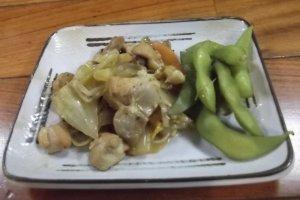 My opening dish