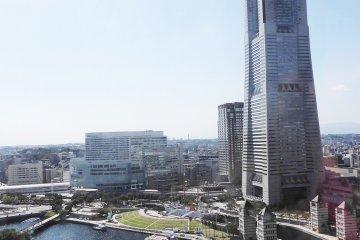 <p>ตึก Landmark Tower คือตึกที่สูงที่สุดในประเทศญี่ปุ่น</p>