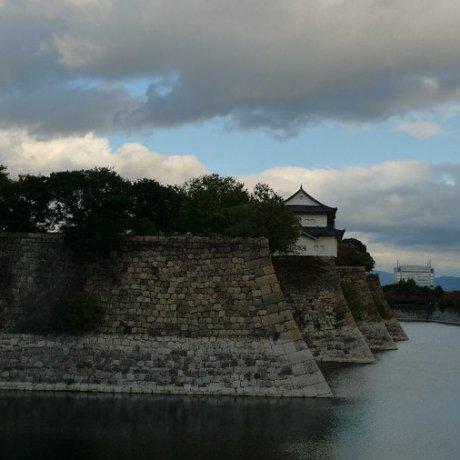 สวนสาธารณะปราสาทโอซากะ