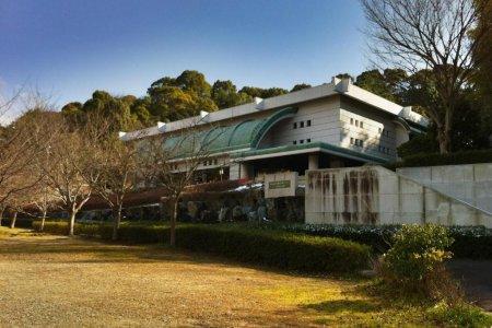 Археологический музей города Мацуяма