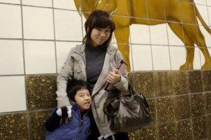 สถานีรถไฟใต้ดิน เทนโนจิ