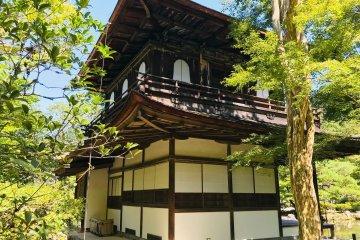วัดกินคะคุจิ[Ginkaku-ji Temple]