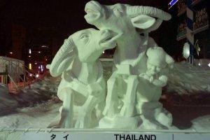 """ประเทศไทยได้รับอันดับ3จากconcept """"Buffalo still alive วันนี้ยังมีควาย"""""""