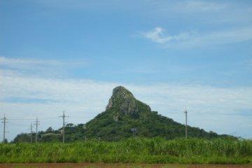 Mount Gusuku, Ie-Jima