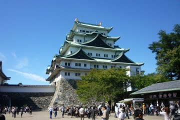 History of Nagoya Castle