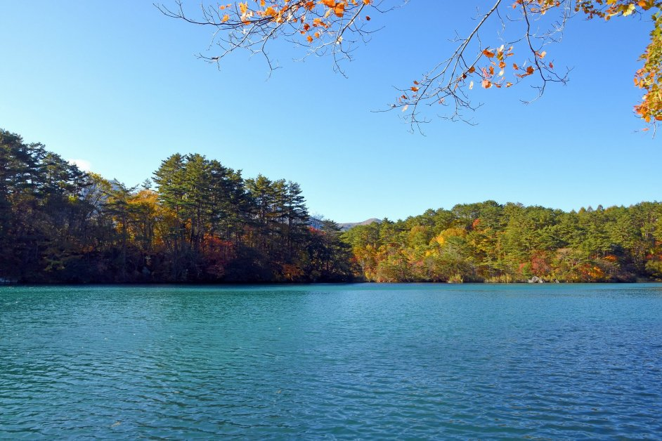 Lakes at Goshikinuma