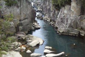 Genbikei Gorge