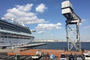 Yokohama Hammerhead Shinko Pier