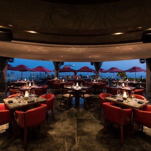 Cé La Vi Restaurant & Sky Bar (18F)