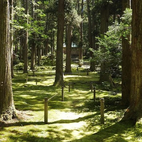 Sanctuaire Heisenji Hakusan