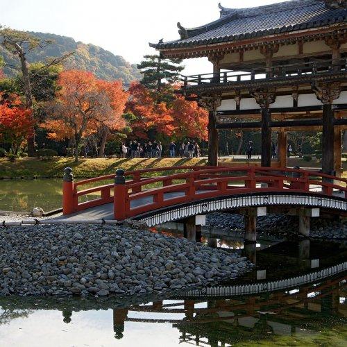 Byodo-in Temple Garden