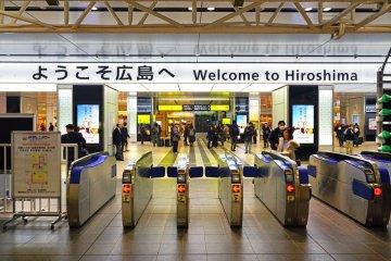 Estacion Hiroshima