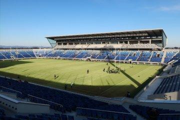 Estadio de rugby Kumagaya