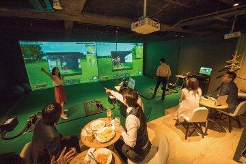 Gotanda Golf Club