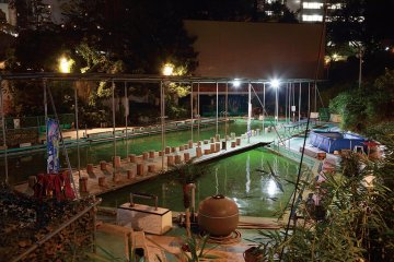 Shinagawa Fishing Garden
