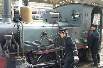 Museo del tren de Botchan
